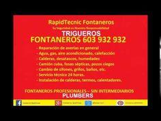 Fontaneros #Trigueros 603 932 932