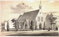 Albany (NY) History: Seriously Endangered Church of The Holy Innocents