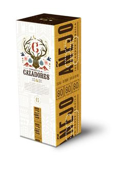 Missy Wilson - Designer Proposed Cazadores Packaging