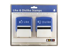 Facebook Stamps with Like & Dislike