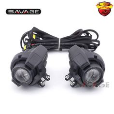 For KTM 1190/1050/990 Adventure Motorcycle Front Head Light Driving Aux Lights Fog Lamp #Affiliate
