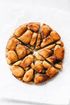 Apple Tart Tatin recipe french cake pie