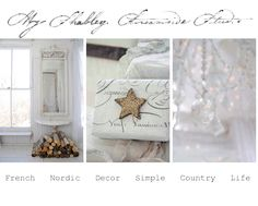 love the simple gift wrap...print out JDL page...add glittery star...<3<3