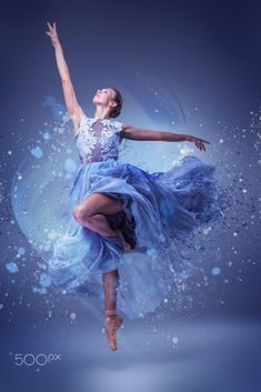 The beautiful ballerina dancing in blue long dress - The beautiful ballerina dancing in long blue dress on blue background Ballerina Photography, Dance Photography Poses, Dance Poses, Art Photography, Ballerina Dancing, Girl Dancing, Ballet Dancers, Children Dancing, Dance Aesthetic