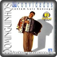 Jackson Gravações: Download - CD - Dominguinhos e Convidados