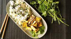 Tandoori tofu | Teplá kačka