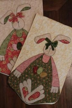 eastern bunnies to sew
