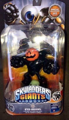 Skylanders Giants Halloween 2013 Special Edition Eye-Brawl