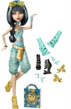 New dolls - credit - monster-high Photo