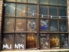 Graffiti windows