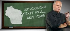 RUSH: Let's look at some of the exit polling data here, folks. Some of this stuff is fascinating to me. Four in 10 Republican primary voters -- this is in Wisconsin -- said that they were scared of what Donald Trump might do in office. Forty percent of Republican primary voters.