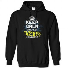 Keep Calm and Let TURNEY Handle It - #hoodie dress #baggy hoodie. PURCHASE NOW => https://www.sunfrog.com/Automotive/Keep-Calm-and-Let-TURNEY-Handle-It-cngjluhmmr-Black-30150715-Hoodie.html?68278