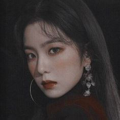 Stunning Photo Editing Work Created on Fotor Online Photo Editor –by Nikolaine Trajika Castellone on Red Aesthetic, Kpop Aesthetic, Aesthetic Photo, Seulgi, Loona Kim Lip, Peek A Boo, Red Velvet Irene, Cute Icons, Ulzzang Girl