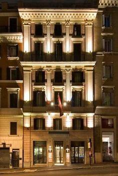 Hotel Stendahl, rome   Hotel Stendhal Exterior