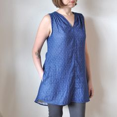 Endless Summer Tunic by A Verb for Keeping Warm