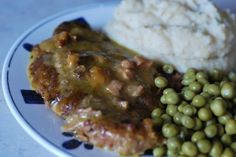 Fix and Forget Friday – Crock Pot Chicken Fried Steak Stacy Makes Cents Crock Pot Slow Cooker, Crock Pot Cooking, Slow Cooker Recipes, Crockpot Recipes, Cooking Recipes, Crock Pots, Yummy Recipes, Vegan Recipes, Yummy Food