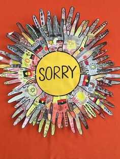 A teacher from my school did this activity with her year 3s, to acknowledge National Sorry Day. Students were shown aboriginal symbols and then asked to draw them on their hands. This activity resulted in students learning about aboriginal culture. Well done Hannah! #NationalSorryDay #Aboriginalhistoryandculture #bestteacher