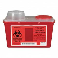 Covidien Sharp Safety Monoject Sharps Containers  - Price ( MSRP: $ 15.9Your Price: $8.57Save up to 46% ).