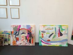 Abstracts in the studio / 2014