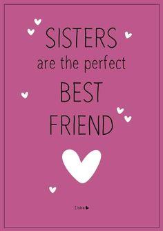 100 days of sisters - Elske - www.elskeleenstra.nl  #100daysofsisters
