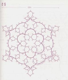 #ClippedOnIssuu from Pretty tatting lace articles