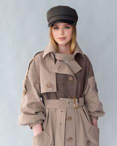 Fashion Now, Winter Fashion Outfits, Autumn Fashion, Best Jeans For Women, Iranian Women Fashion, Mantel, Coat, Style, Trench Coats