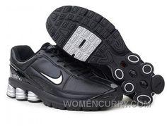 b27546d45c3a Men s Nike Shox R6 Shoes Black Grey Authentic