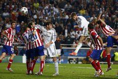 Ramos! Scoring the equaliser (90+3 mins), Champions League Final 2014