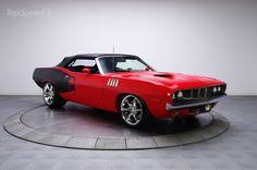 Viper Powered 1971 Cuda