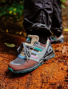 and adidas Consortium are taking it outside. This limited edition EQT 91 honors the forgotten Adventure Equipment line of footwear, a series of gear meant for the outdoors. For full release details, tap the link in our bio. Nike Converse, Adidas Shoes, Adidas Men, Sneakers Fashion, Shoes Sneakers, Sneaker Boots, Light Up Shoes, Tennis Fashion, Hot Shoes