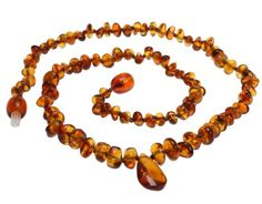 Baltic Amber Necklace Small Size for Baby or for Adult choker Cognac Beads with Center Drop Shape Amber Stone Pendant Amberbeata http://www.amazon.com/dp/B00DNP5KZY/ref=cm_sw_r_pi_dp_F7fHub0RE6A80