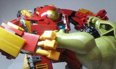 Lego hulk duster
