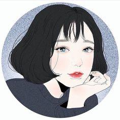 Art And Illustration, Character Illustration, Illustrations, Korean Illustration, Aesthetic Art, Aesthetic Anime, Korean Aesthetic, Wow Art, Korean Artist