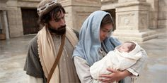 """Watch and share a short video depicting Luke 2:22-38 in the Bible, """"The Christ                 Child Is Presented at the Temple."""" Also see related text and photos."""