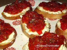 Bruschetta, Feta, Cheesecake, Food And Drink, Breakfast, Desserts, Salads, Morning Coffee, Cheesecakes