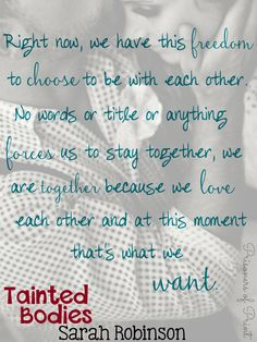 Tainted Bodies by @sarahkaterobins (The Photographer Trilogy, #1)