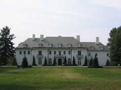 Indianapolis mansions | Lilly House. Indianapolis, Indiana