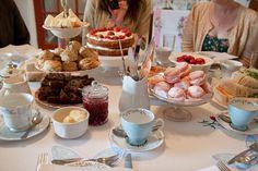 New Breakfast Party Table Friends Ideas Brunch Mesa, Latte, Afternoon Tea Parties, Best Breakfast, High Tea, I Foods, Tea Time, Tea Party, Food Porn