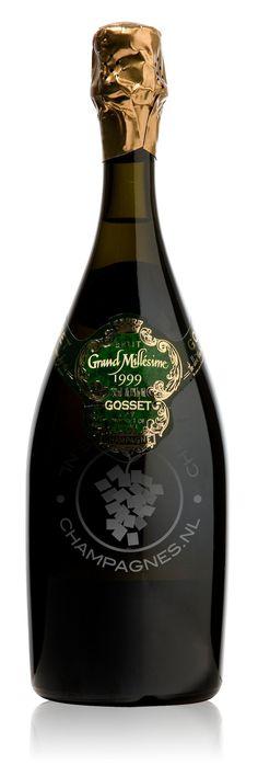 Gosset Grand Millesime 2000 Champagne Bestellen - Champagnes.nl