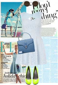 """""""Blue"""" by devil-in-a-new-dress ❤ liked on Polyvore"""
