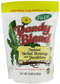 Friday Favorites: Dandy Blend and Cinnamon Vanilla Latte Recipe  Healthy coffee substitute, no caffeine