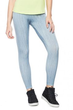 Calça Legging Basic Jeans • LIVE! • #shoponline #fitness #legging #jeans
