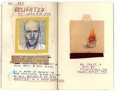 "Art Journal | David Fullarton: ""Special Delivery"""