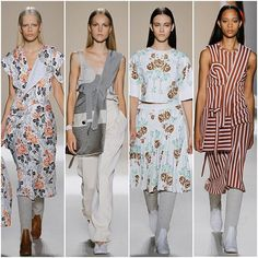 Victoria Beckham Spring Summer 2017 Runway Show at New York Fashion Week. (📷 Vogue) #nyfw #nyfw16 #fashionweek #newyork #newyorkfashionweek #spring #summer #springsummer #ss17 #ss2017 #spring2017 #runway #runwayshow #fashionshow #redcarpet #celeb #celebstyle #instaceleb #instastyle #instafashion #fashion #fashionista #style #keepcalmthinkfashion #victoriabeckham @victoriabeckham