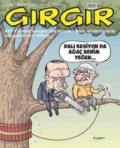 Karikatürlerle 17 Aralık Operasyonu - Sayfa - 14 - Sözcü Gazetesi Dali, Caricature, Comic Books, Humor, Memes, Cover, Funny, Filler, Vitamins