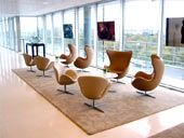 ING HQ in Amsteram  Rugs by Carpet Sign