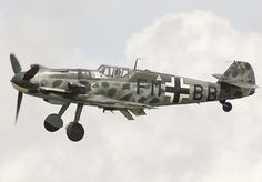 Messerschmitt Bf-109G ~ Germany WWII