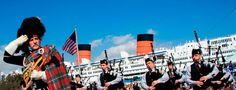 Queen Mary- Scottish Festival Games