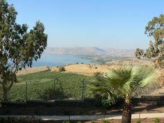 Mount of Beatitudes, Israel, Sermon on the Mount
