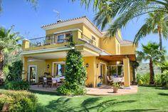 El Rosario Marbella villas for sale